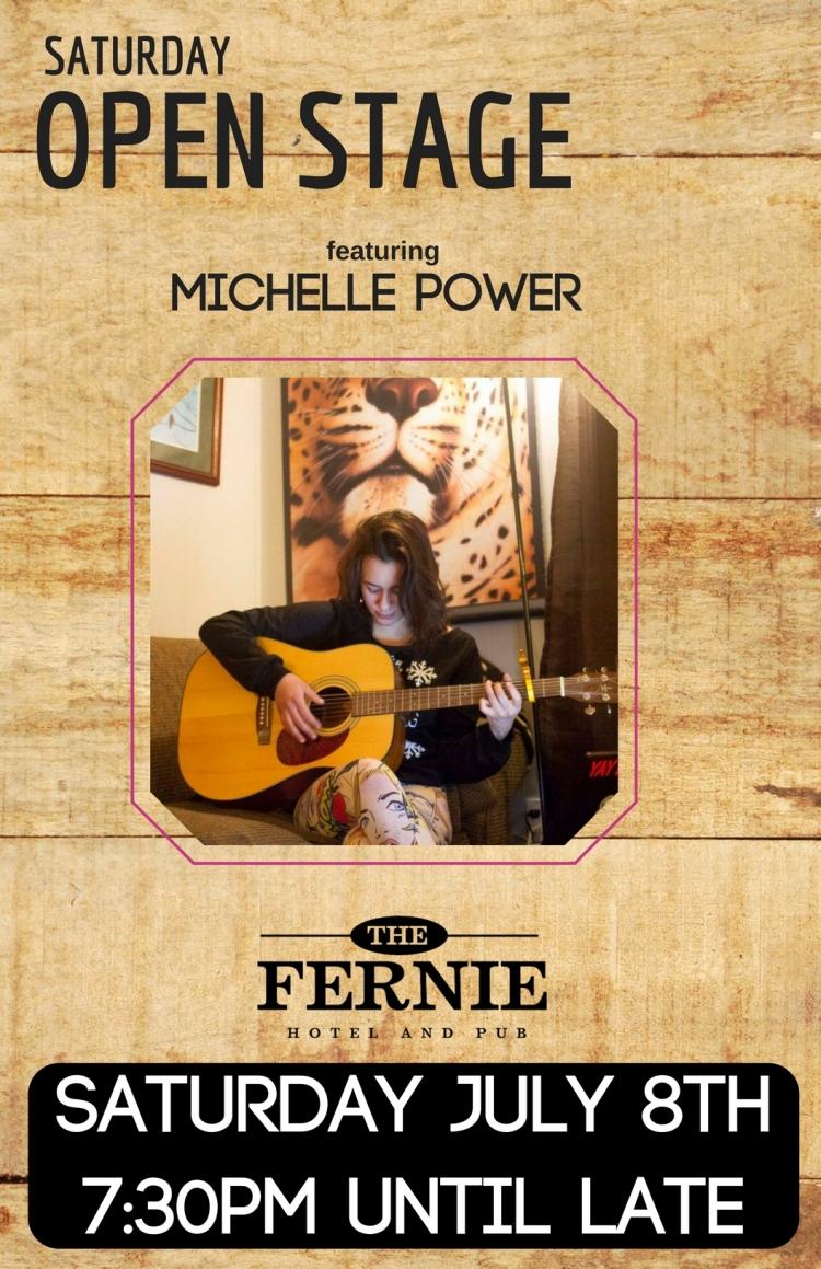 michelle power july 2017