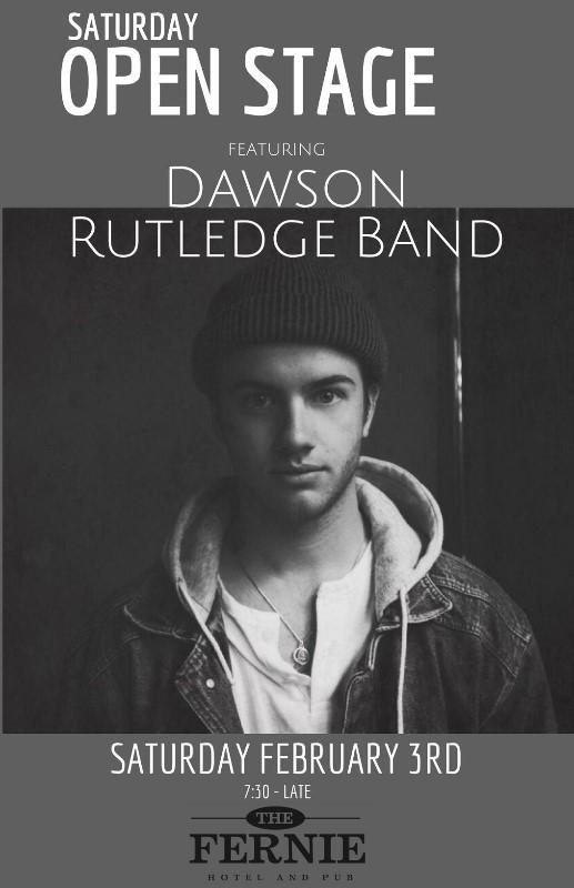 Feb 3 Dawson 2018