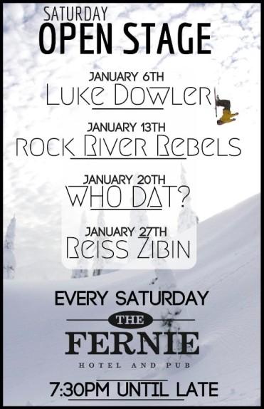 Jan2018 lineup