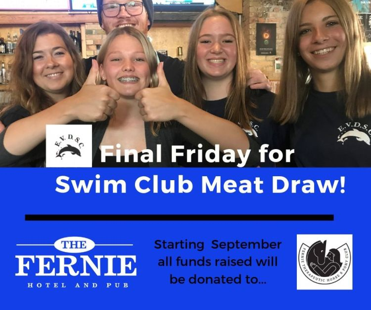 Final week for Dolphins Meat Draw!